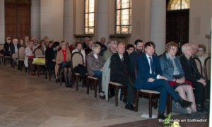 Zuhörerschaft bei der 10 Jahres Feier - 10 Jahre Paul-Benndorf-Gesellschaft