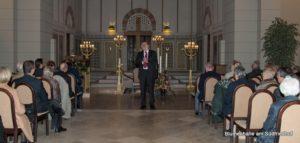 Redner Alfred E. Otto Paul - 10 Jahre Paul-Benndorf-Gesellschaft
