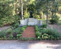 Leipzig Südfriedhof - das erste Grabfeld der Paul-Benndorf-Gesellschaft