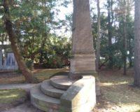Einweihung der Gedenkstätte der Leipziger Burschenschaft Germania 1818