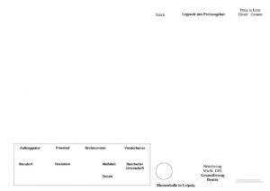 Finalblatt zur Endzeichnung Grabskizze