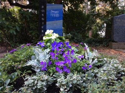 Ausbildung Grabgestaltung Südfriedhof