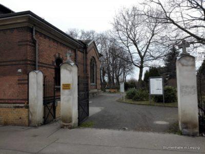 Wissenswertes zum Friedhof Großzschocher