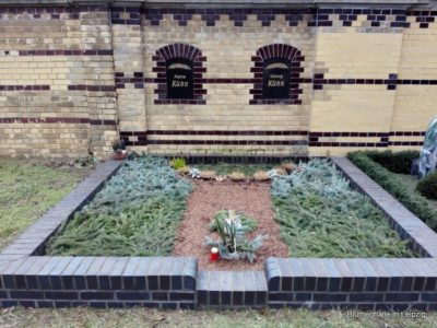 Friedhof Großzschocher Grabpflege
