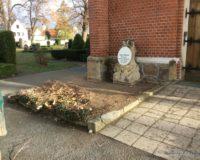 2018/2019 Sanierung Kapelle und Grabgestaltung Liebertwolkwitz