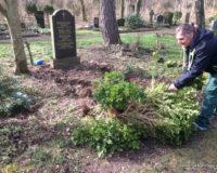 Praktikum Grabgestaltung Südfriedhof