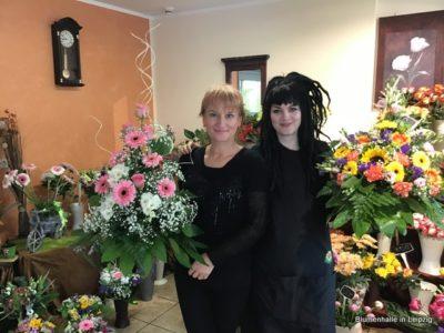 Praktikum Floristik – Muttertag in der Blumenhalle Leipzig