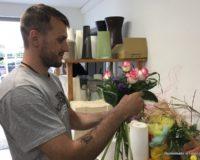 Floristik - selbst ist der Mann