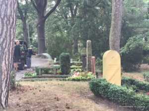 WORKSHOP Friedhofsgaertner Blumenhalle in Leipzig am Südfriedhof